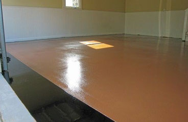 Epoxy Floor Coating Tulsa