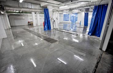 Garage Floor Grand Rapids