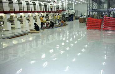 Industrial Epoxy Flooring Systems