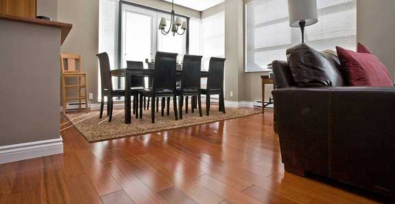 Rustic Wood Flooring Tulsa