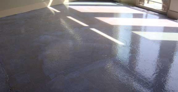 concrete coating service