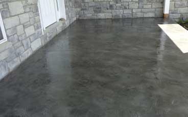 polished concrete contractors