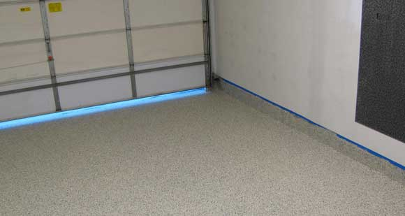 Garage Floor Coating Tulsa