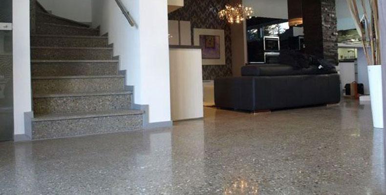 sealed-concrete
